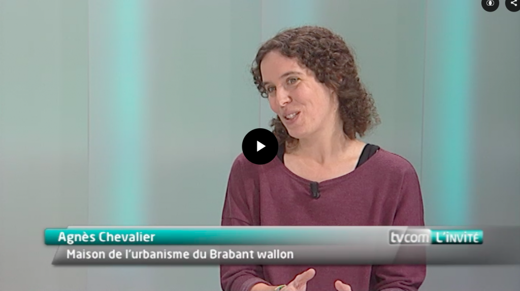 Agnès Chevalier - Midi de l'urbanisme - Mixité sociale
